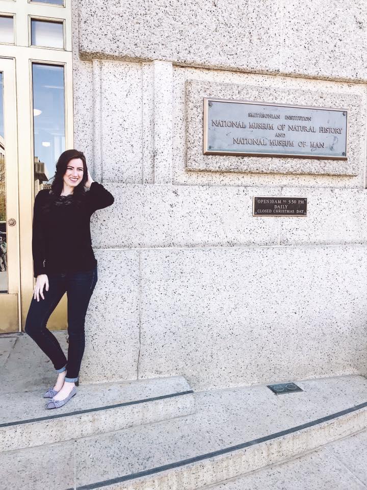 Behind the scenes of my D.C.adventures