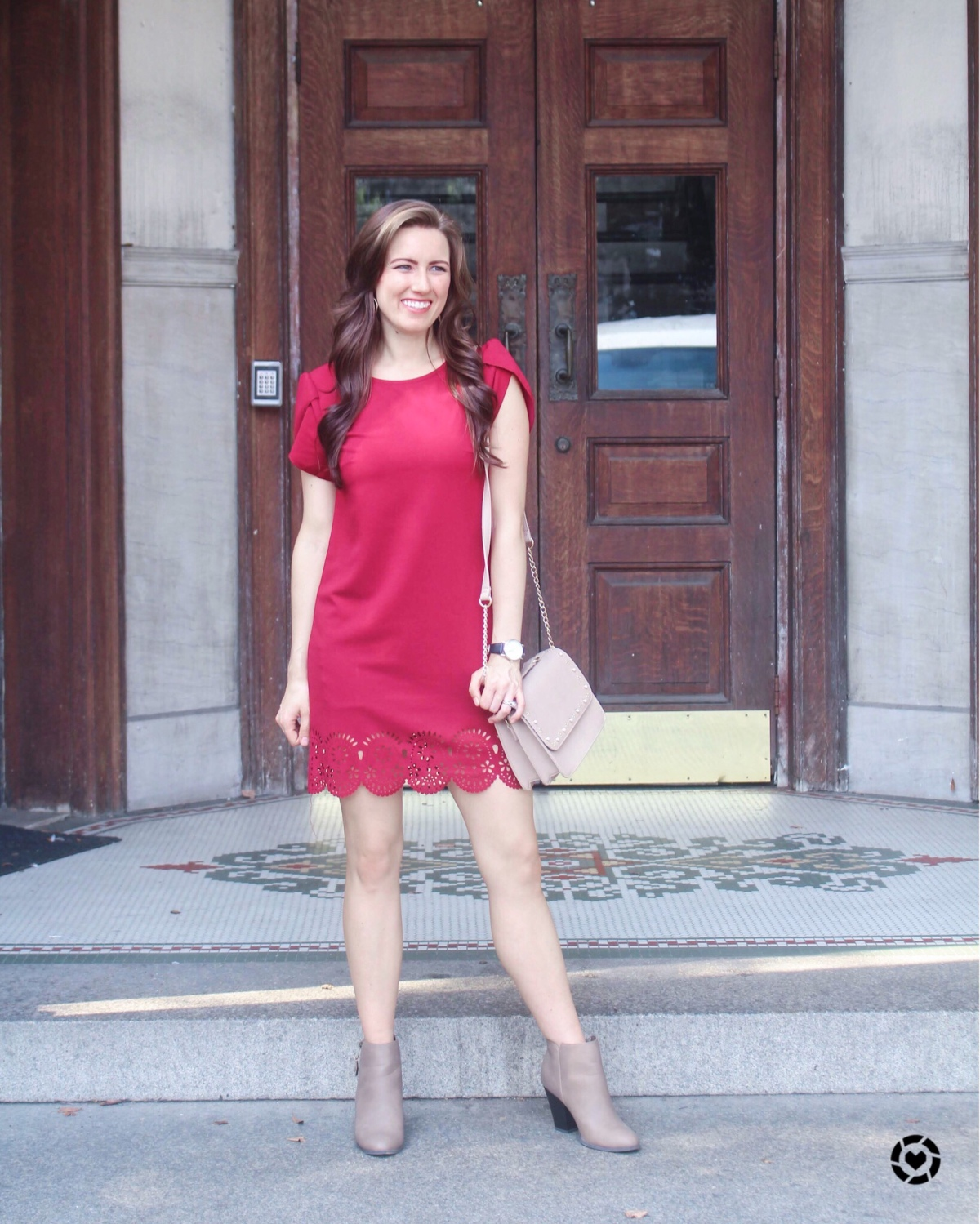 The Perfect Fall Dress For Weddings/DateNight